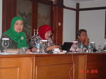 Rapat Kerja BKS-TM Indonesia 24-25 April 2018 di Palu, Sulawesi Tengah