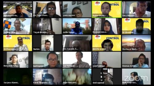 Webinar Series #7 Control (Sosialisasi Draft Kurikulum Inti & Bahan Ajar BKS-TM)