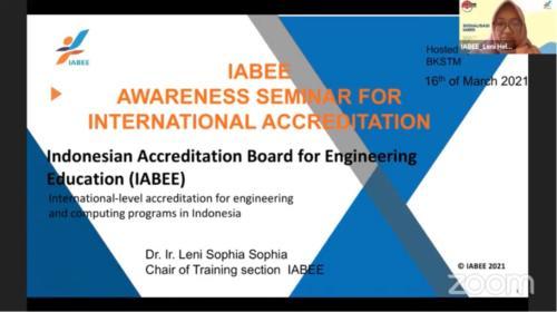 Dokumentasi Sosialisasi IABEE-1