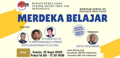 Poster youtube series #5 Merdeka Final